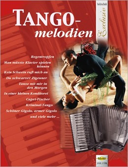 Abbildung von Sieblitz | Tangomelodien | 1. Auflage | | beck-shop.de