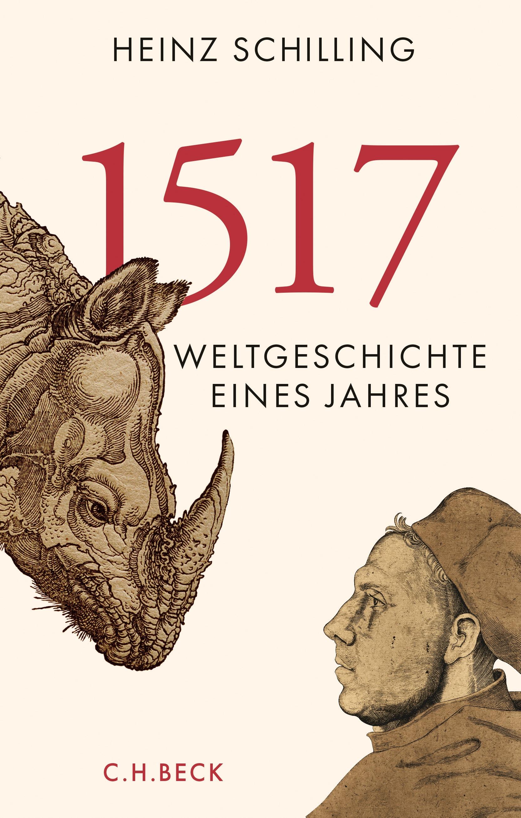 1517 | Schilling, Heinz | 3. Auflage, 2017 | Buch (Cover)