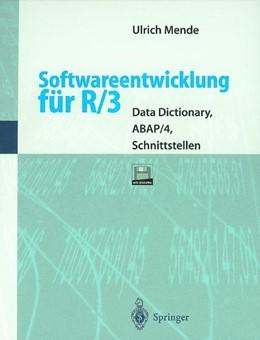 Abbildung von Mende | Softwareentwicklung für R/3 | 1997 | Data Dictionary, ABAP/4, Schni...