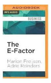 the e factor reinders adrie freijsen marion