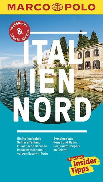 MARCO POLO Reiseführer Italien Nord | Dürr | 13. Auflage, 2016 | Buch (Cover)