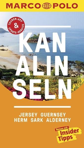 MARCO POLO Reiseführer Kanalinseln, Jersey, Guernsey, Herm, Sark, Alderney | Müller | 9. Auflage, 2016 | Buch (Cover)
