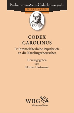 Abbildung von Hartmann / Orth-Müller | Codex epistolaris Carolinus | 1. Auflage | 2017 | 49 | beck-shop.de