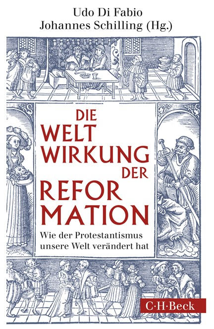 Cover: , Weltwirkung der Reformation