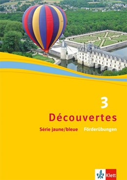 Abbildung von Découvertes Série jaune und bleue 3. Förderübungen | 1. Auflage | 2016 | beck-shop.de