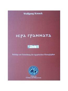 Abbildung von Hiera Grammata   1. Auflage   2015   beck-shop.de