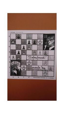 Abbildung von Schachmatt | 2016 | Kaskade der Seltsamkeiten. His...