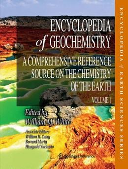 Abbildung von White | Encyclopedia of Geochemistry | 1st ed. 2018 | 2018 | A Comprehensive Reference Sour...