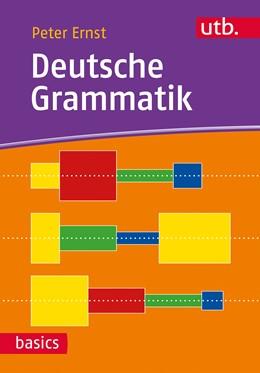 Abbildung von Ernst | Deutsche Grammatik | 2019 | 4558