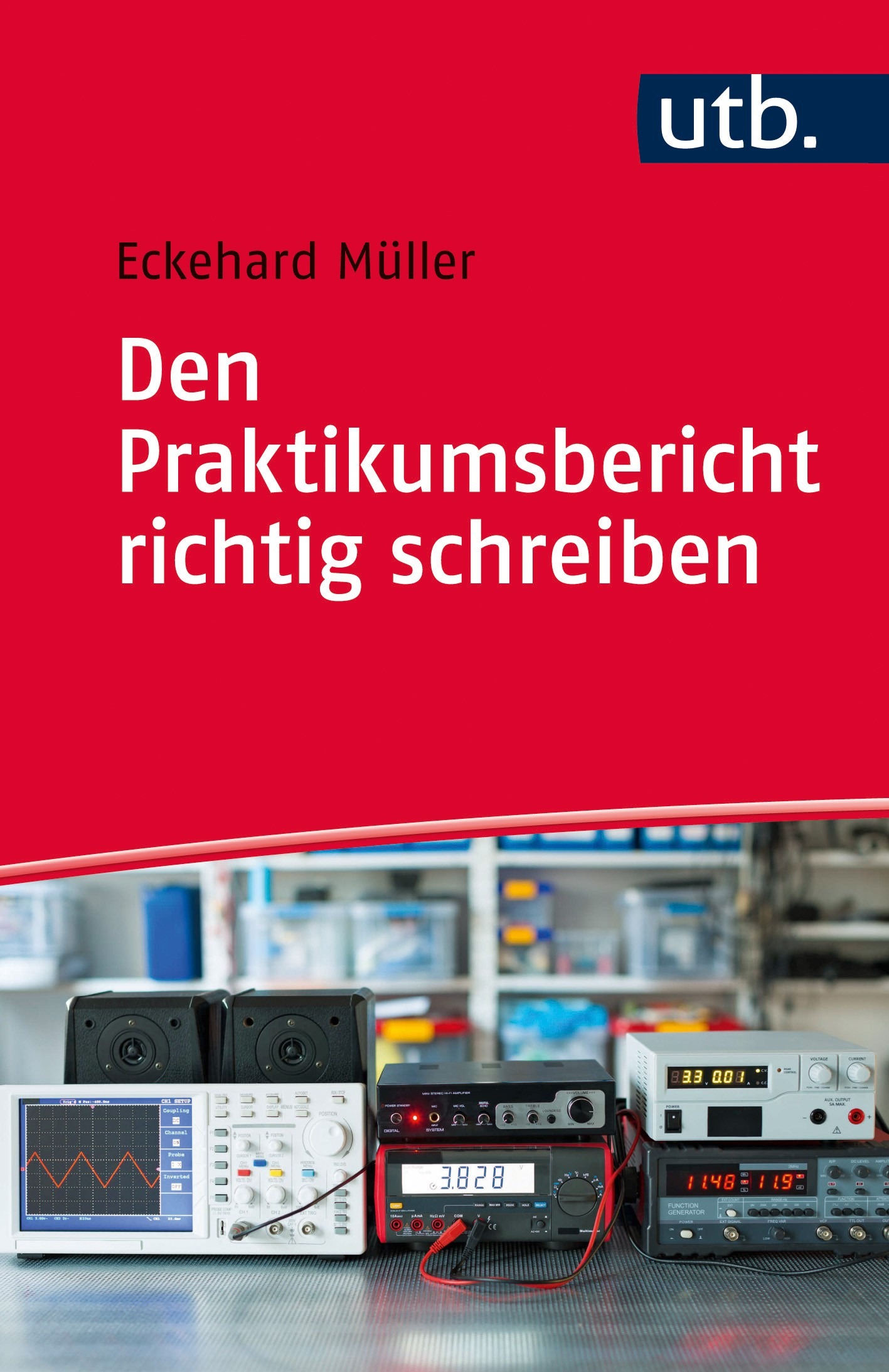 Den Praktikumsbericht richtig schreiben | Müller, 2016 | Buch (Cover)