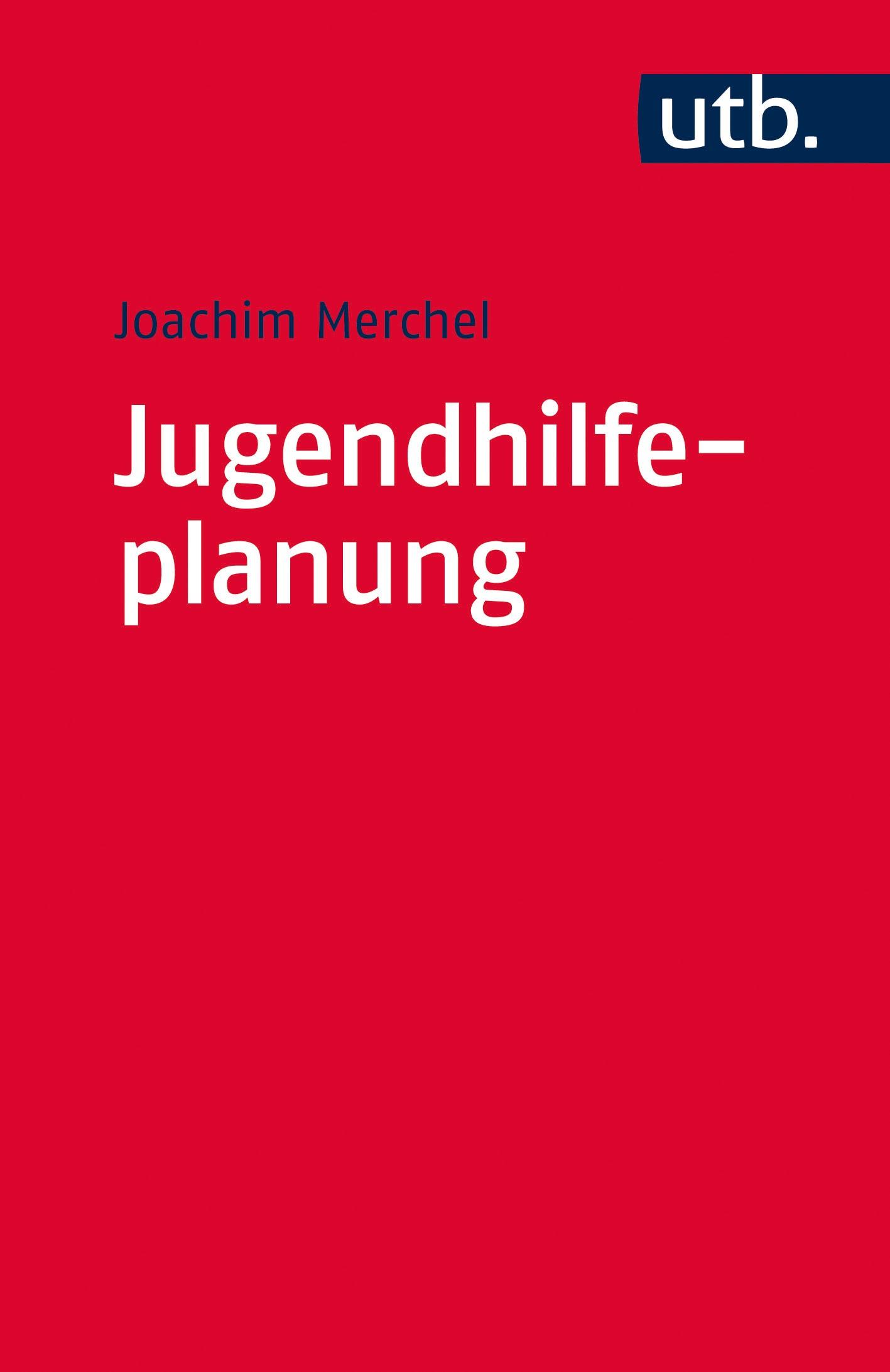 Abbildung von Merchel   Jugendhilfeplanung   2016