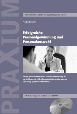 Abbildung von Maier | Erfolgreiche Personalgewinnung und Personalauswahl | 5. Auflage | 2016 | beck-shop.de