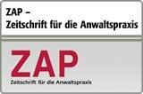 beck-online. ZAP (Cover)