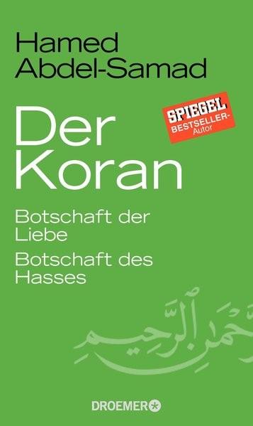 Der Koran | Abdel-Samad, 2016 | Buch (Cover)