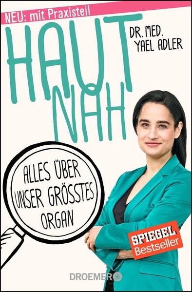 Haut nah | Adler, 2018 | Buch (Cover)