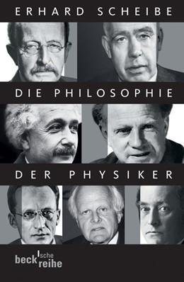 Abbildung von Scheibe | Die Philosophie der Physiker | 2. Auflage | 2016 | 1760