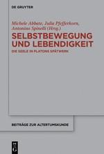 Selbstbewegung und Lebendigkeit | Abbate / Pfefferkorn / Spinelli, 2016 | Buch (Cover)