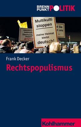 Abbildung von Decker | Rechtspopulismus | 1. Auflage | 2021 | beck-shop.de