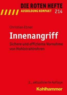 Abbildung von Ebner | Innenangriff | 2. Auflage | 2016 | 214 | beck-shop.de