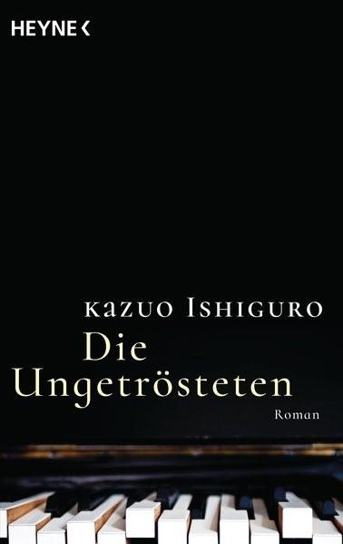 Die Ungetrösteten | Ishiguro, 2016 | Buch (Cover)