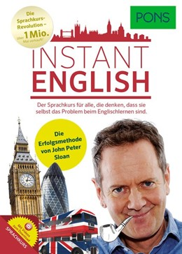 Abbildung von Sloan | PONS Instant English. Sprachkurs | 1. Auflage | 2016 | beck-shop.de