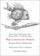 Wege in und aus der Moderne | Jung / Löwenstein / Maier / Werlein, 2006 | Buch (Cover)