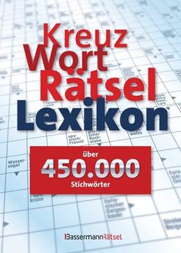 Abbildung von Kreuzworträtsellexikon - über 450.000 Stichwörter   1. Auflage   2016   beck-shop.de