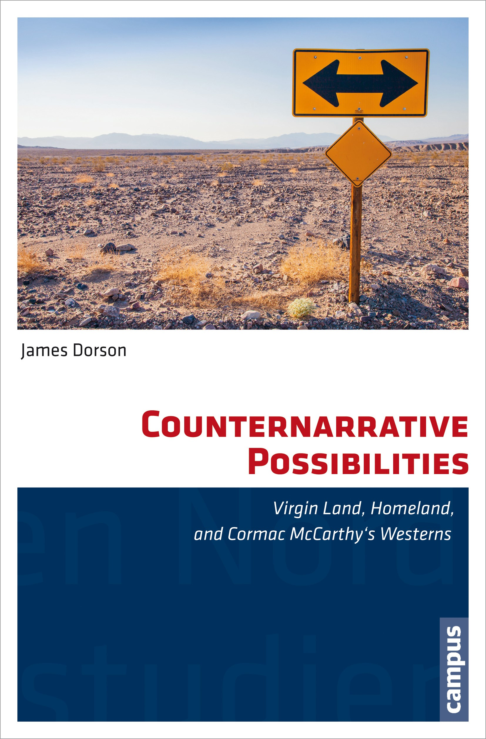 Abbildung von Dorson | Counternarrative Possibilities | 2016