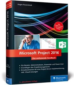 Abbildung von Rosenstock   Microsoft Project 2016   3. Auflage   2016