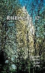 RHEIN! Nr. 12   Kunstverein KUNSTGEFLECHT e. V. :, 2016   Buch (Cover)