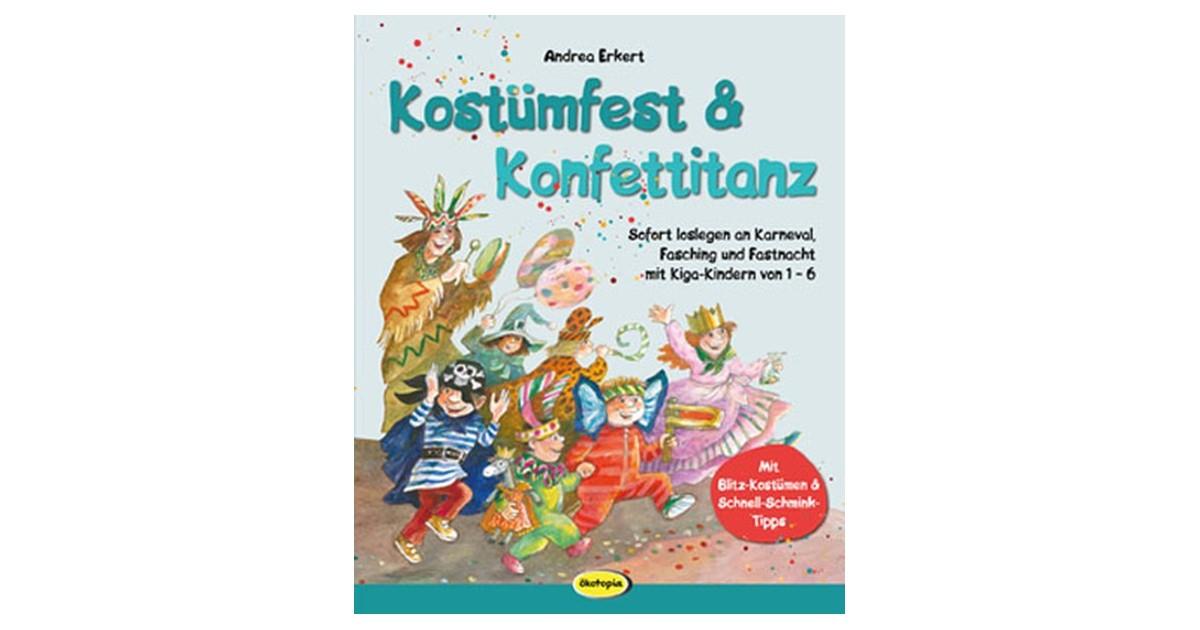 Kostümfest & Konfettitanz   Erkert, 2016   Buch   beck-shop.de