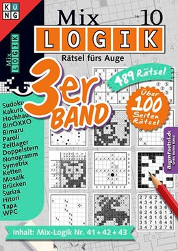 Abbildung von Mix Logik 3er-Band Nr. 10   1. Auflage   2016   beck-shop.de