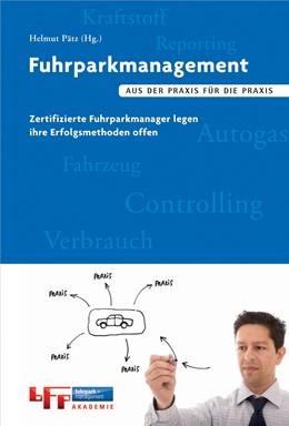 Abbildung von Pätz | Fuhrparkmanagement | 1. Auflage | 2016 | beck-shop.de