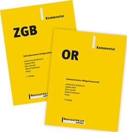 Abbildung von Kren Kostkiewicz / Wolf | ZGB & OR Kommentar Kombipaket | 1. Auflage | 2016 | beck-shop.de