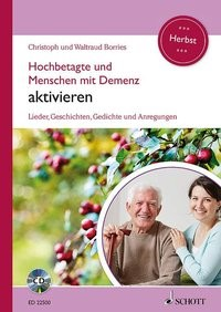 Hochbetagte und Menschen mit Demenz aktivieren | Borries, 2016 | Buch (Cover)