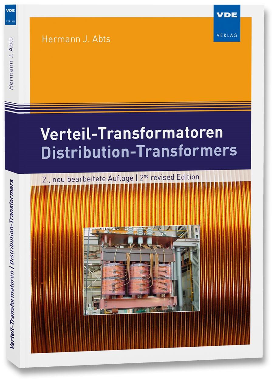 Verteil-Transformatoren Distribution-Transformers | Abts | 2., neu bearbeitete Auflage, 2017 | Buch (Cover)