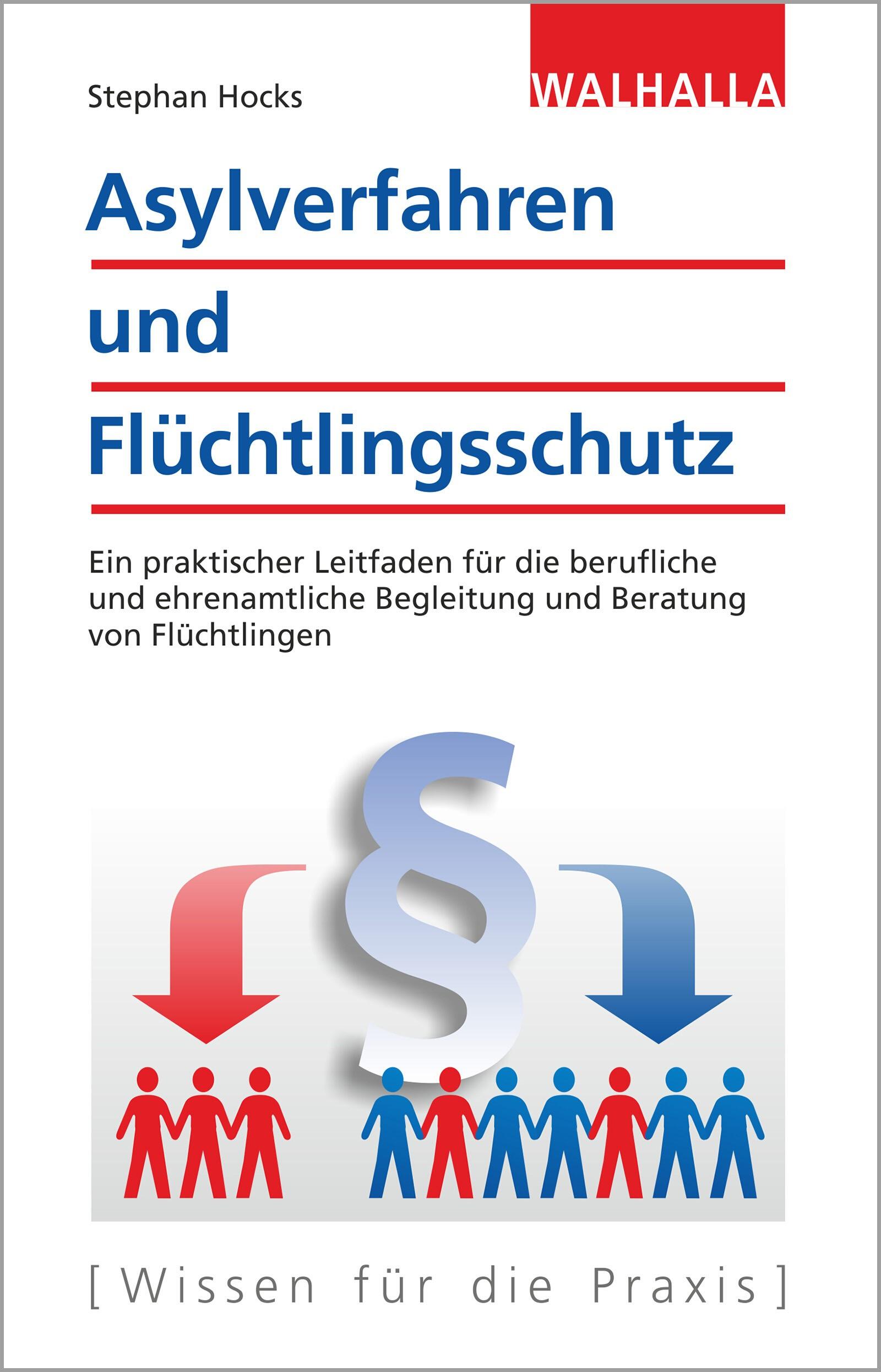 Das Asylverfahren nach dem neuen Asylgesetz | Hocks, 2017 | Buch (Cover)