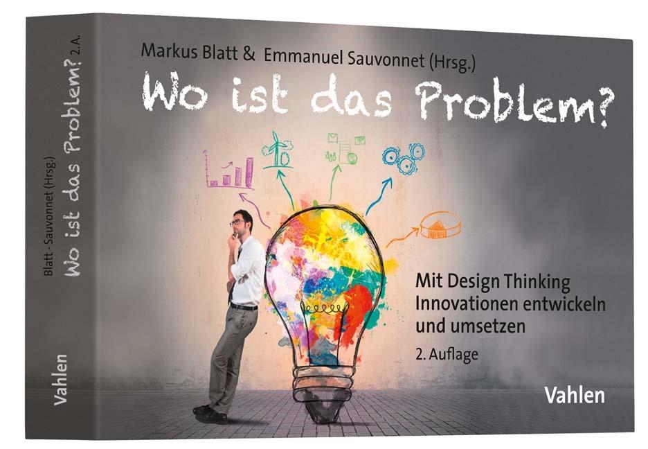Wo ist das Problem? | Blatt / Sauvonnet | 2., komplett überarbeitete Auflage, 2017 | Buch (Cover)
