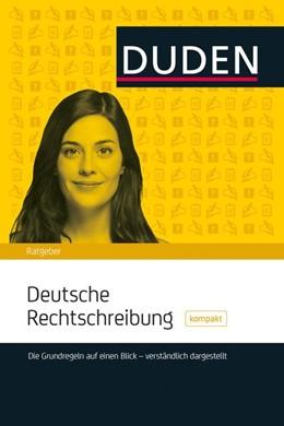Abbildung von Stang / Dudenredaktion | DUDEN - Deutsche Rechtschreibung kompakt | 2. Auflage | 2016 | beck-shop.de