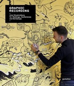 Abbildung von Schiller / Klanten / Ehmann   Graphic Recording   2016   Live Illustrations for Meeting...