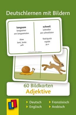 Abbildung von Deutschlernen mit Bildern: Adjektive | 1. Auflage | 2016 | beck-shop.de