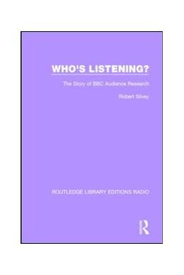 Abbildung von Silvery   Who's Listening?   1. Auflage   2016   beck-shop.de