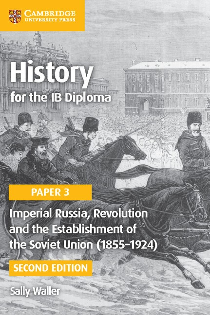 Abbildung von Waller | Imperial Russia, Revolution and the Establishment of the Soviet Union (1855–1924) | 2016