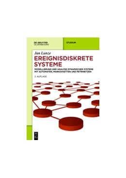 Abbildung von Lunze | Ereignisdiskrete Systeme | 3. Auflage | 2017 | beck-shop.de
