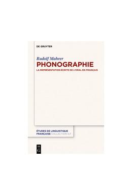 Abbildung von Mahrer   Phonographie   1. Auflage   2017   3   beck-shop.de