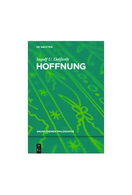 Abbildung von Dalferth | Hoffnung | 1. Auflage | 2016 | beck-shop.de