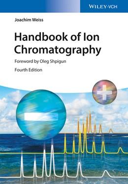 Abbildung von Weiss   Handbook of Ion Chromatography   4. Auflage   2016   beck-shop.de