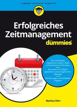 Abbildung von Dörr | Erfolgreiches Zeitmanagement für Dummies | 2016