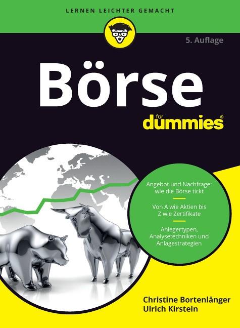 Börse für Dummies | Bortenlänger / Kirstein | 5. erweiterte Auflage, 2016 | Buch (Cover)