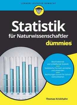 Abbildung von Krickhahn | Statistik für Naturwissenschaftler für Dummies | 2017